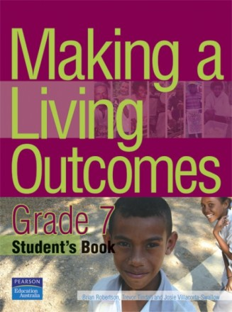 Making a Living Outcomes – Grade 7 Student's Book
