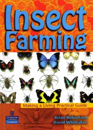 Making a Living Practical Guide – Insect Farming