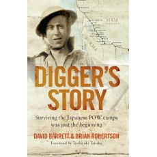 Digger's Story by David Barrett and Brian Robertson